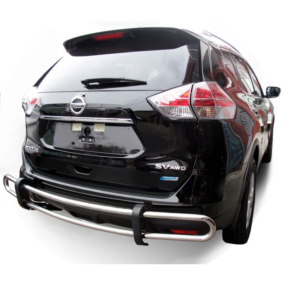 Black Horse Off Road ® - Rear Bumper Guard (8D116703DSS)