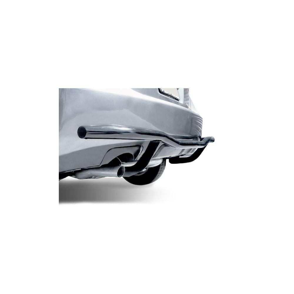 Black Horse Off Road ® - Rear Bumper Guard (8D116703SS-1)