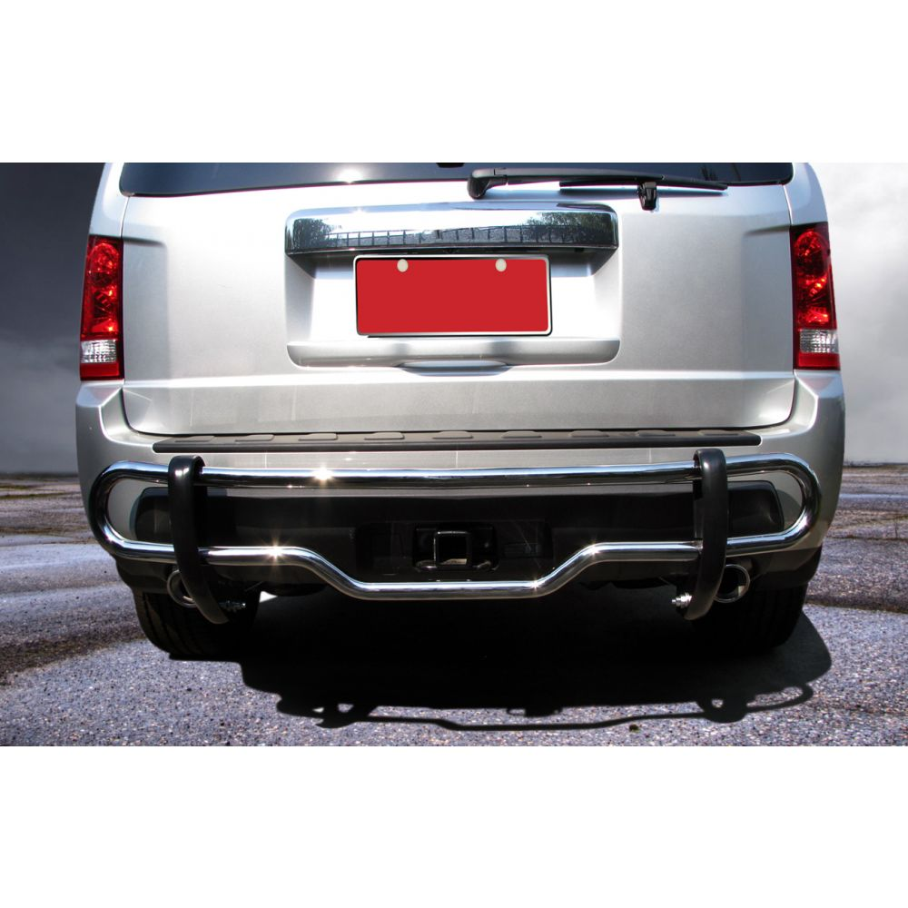 Black Horse Off Road ® - Rear Bumper Guard (8HO5SS)