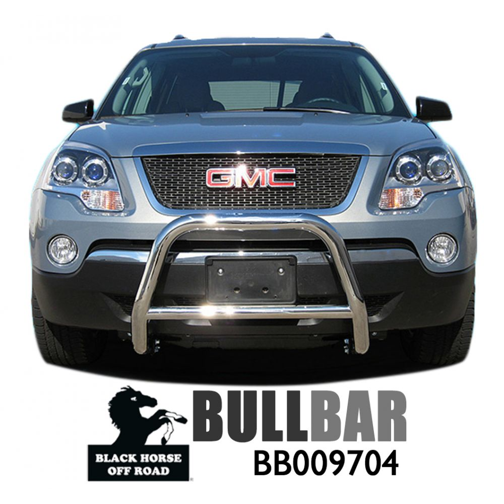 Black Horse Off Road ® - Bull Bar (BB009704SS)