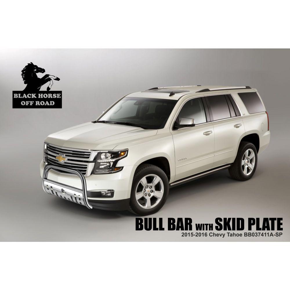 Black Horse Off Road ® - Bull Bar (BB037411-SP)