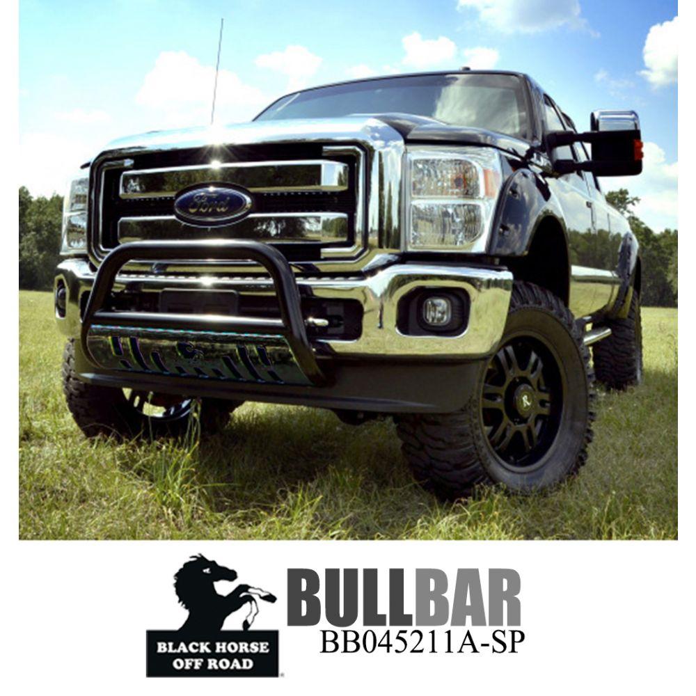 Black Horse Off Road ® - Bull Bar (BB045211A-SP)