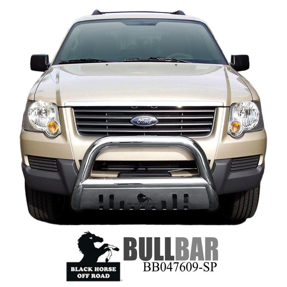 Black Horse Off Road ® - Bull Bar (BB047609-SP)
