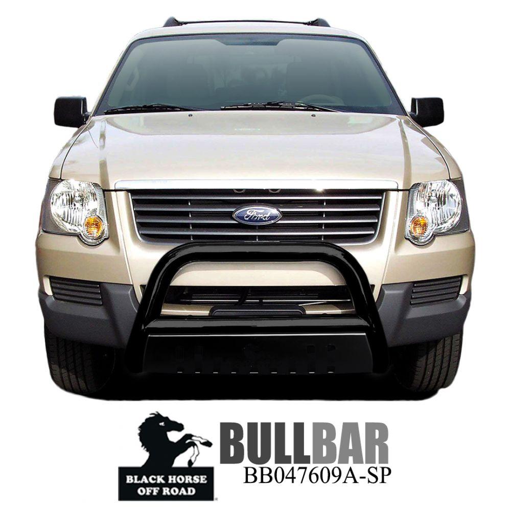 Black Horse Off Road ® - Bull Bar (BB047609A-SP)