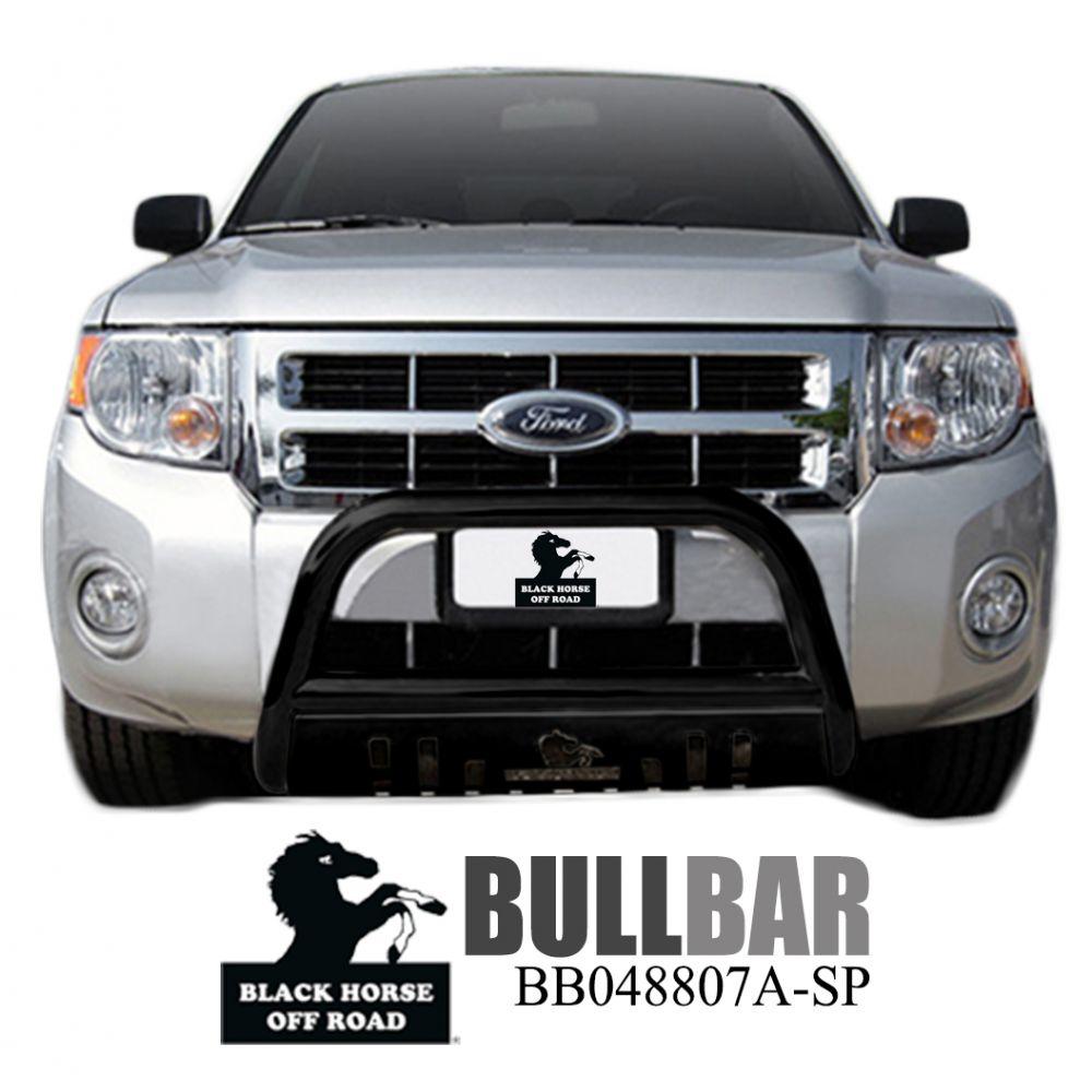 Black Horse Off Road ® - Bull Bar (BB048807A-SP)