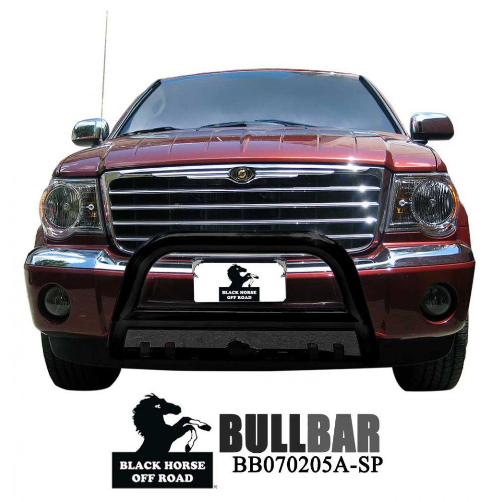 Black Horse Off Road ® - Bull Bar (BB070205A-SP)