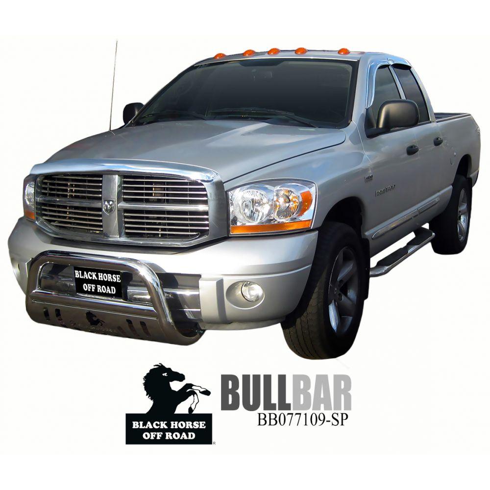 Black Horse Off Road ® - Bull Bar (BB077109-SP)