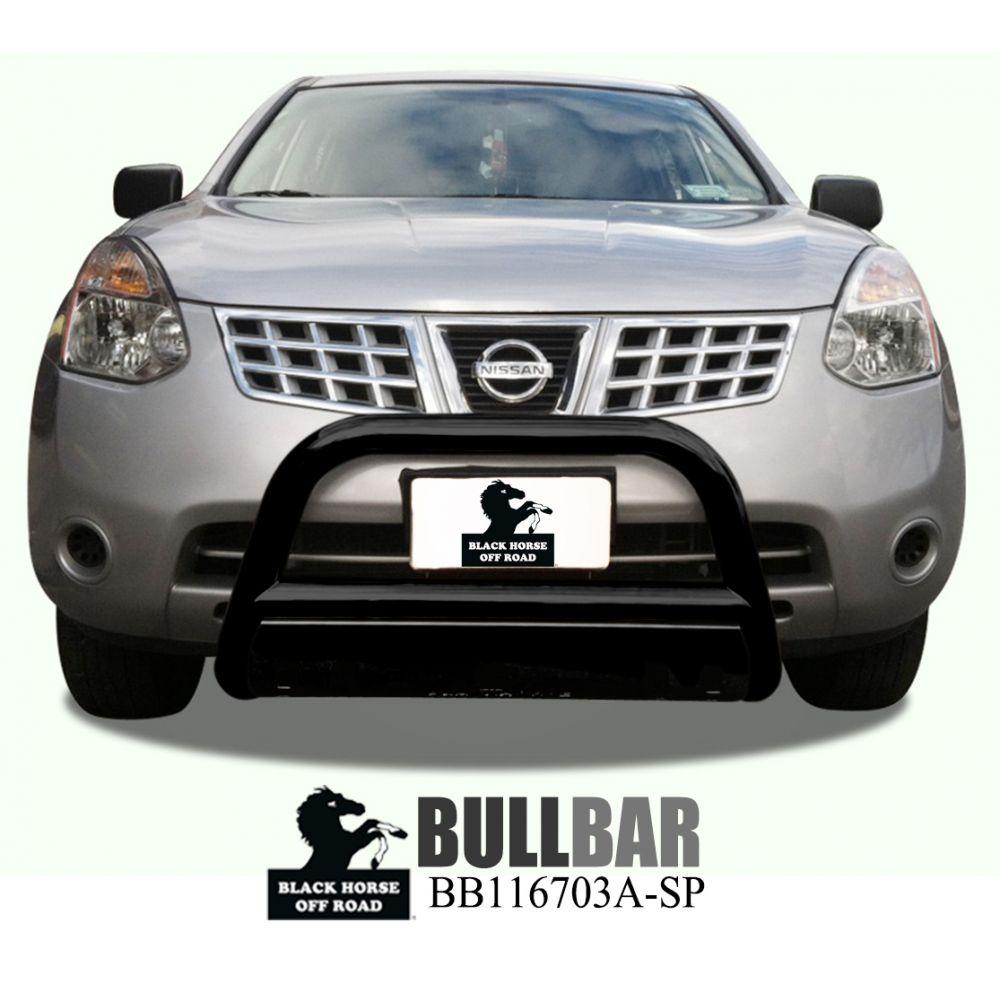 Black Horse Off Road ® - Bull Bar (BB116703A-SP)