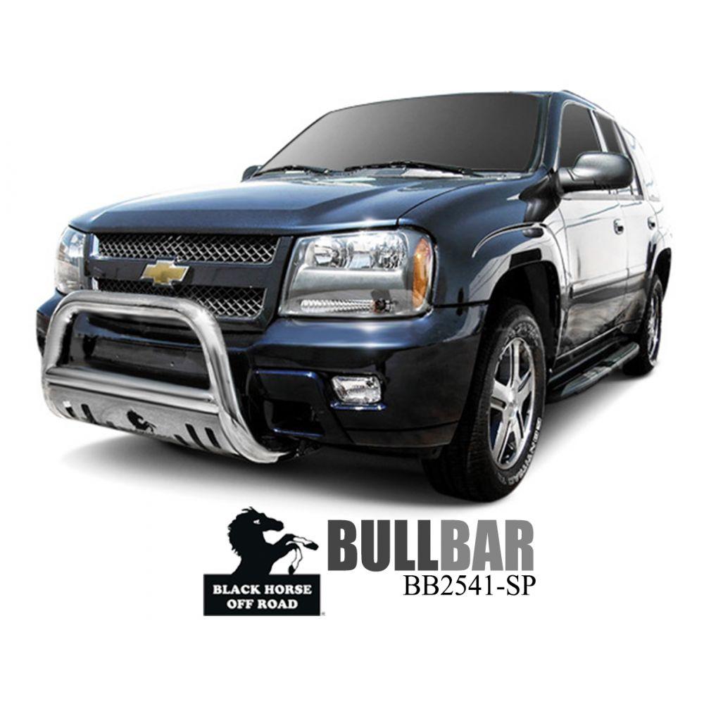 Black Horse Off Road ® - Bull Bar (BB2541-SP)