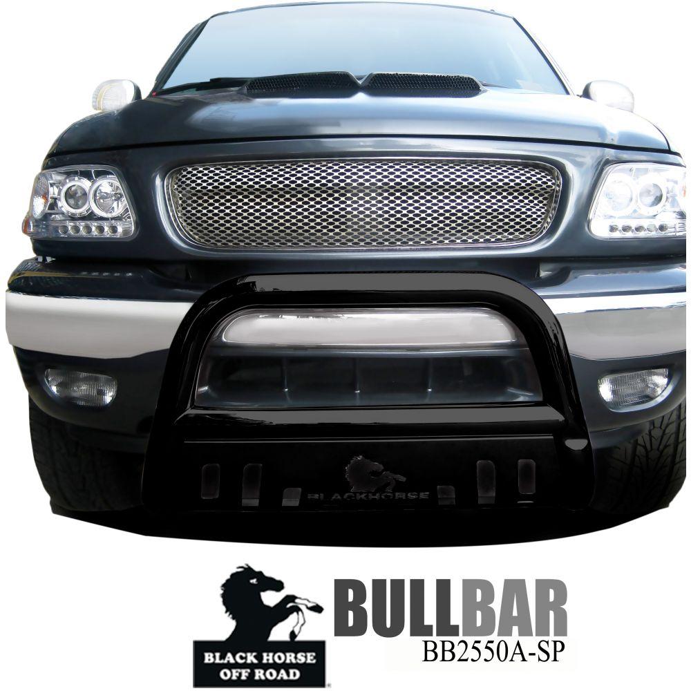 Black Horse Off Road ® - Bull Bar (BB2550A-SP)