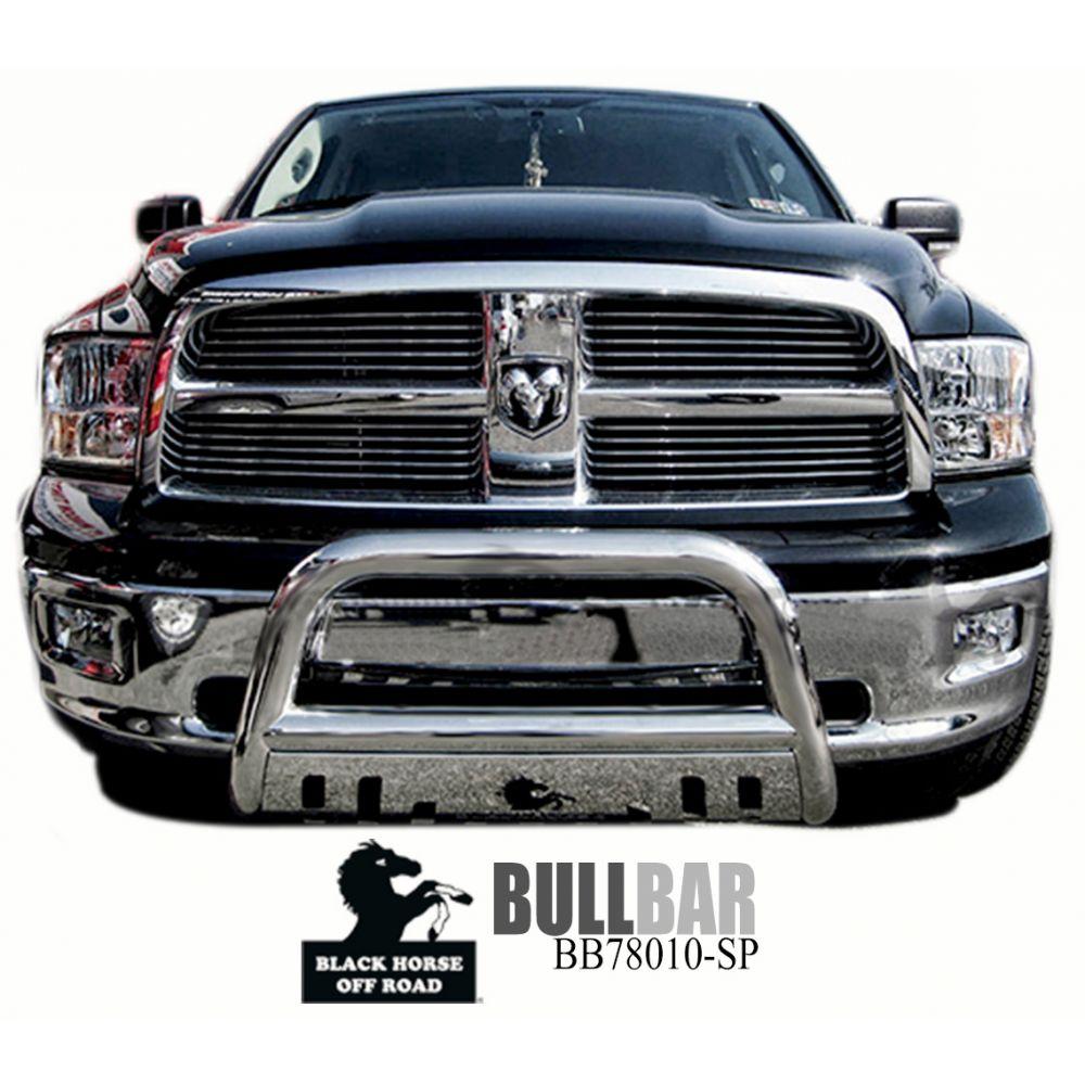 Black Horse Off Road ® - Bull Bar (BB78010-SP)
