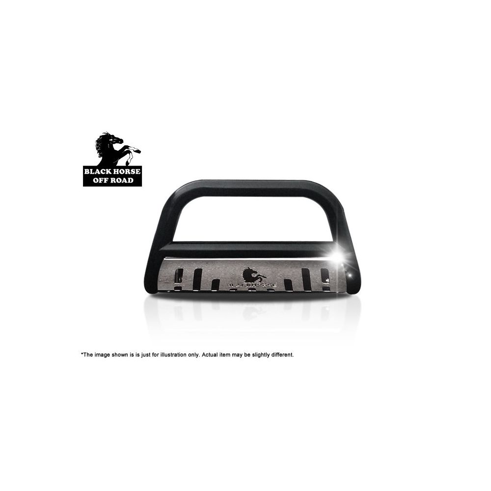 Black Horse Off Road ® - Bull Bar (BB098909BS-SP)