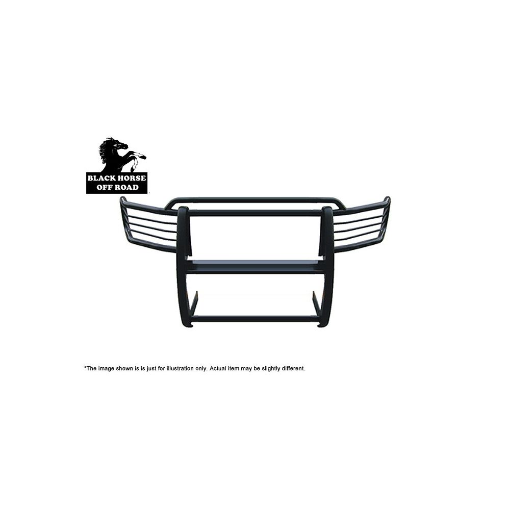 Black Horse Off Road ® - Grille Guard (17A030200MA)