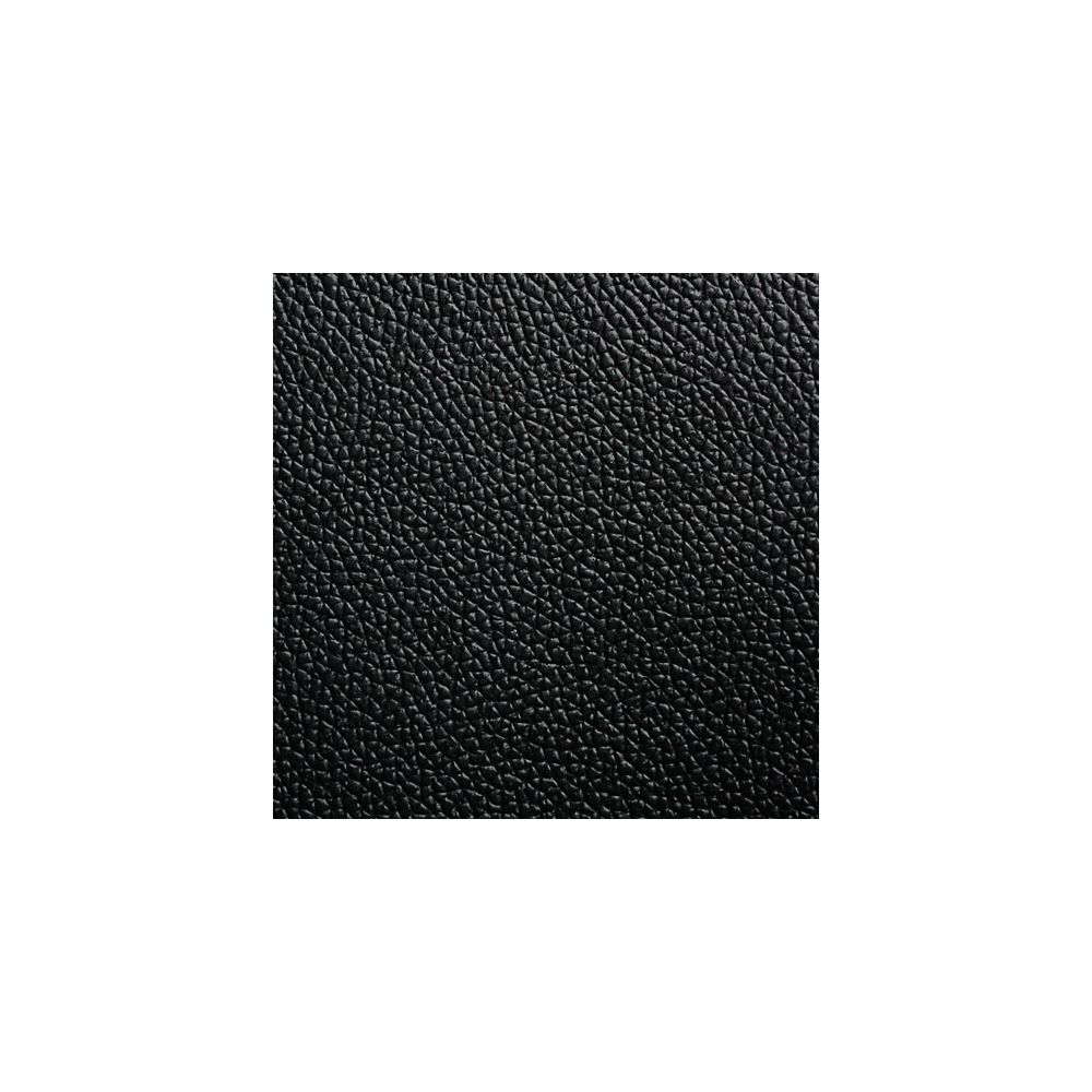 Cipher Auto ® - Black Leatherette Seat Material 1 Yard 60 Inch (CPA9000PBK)