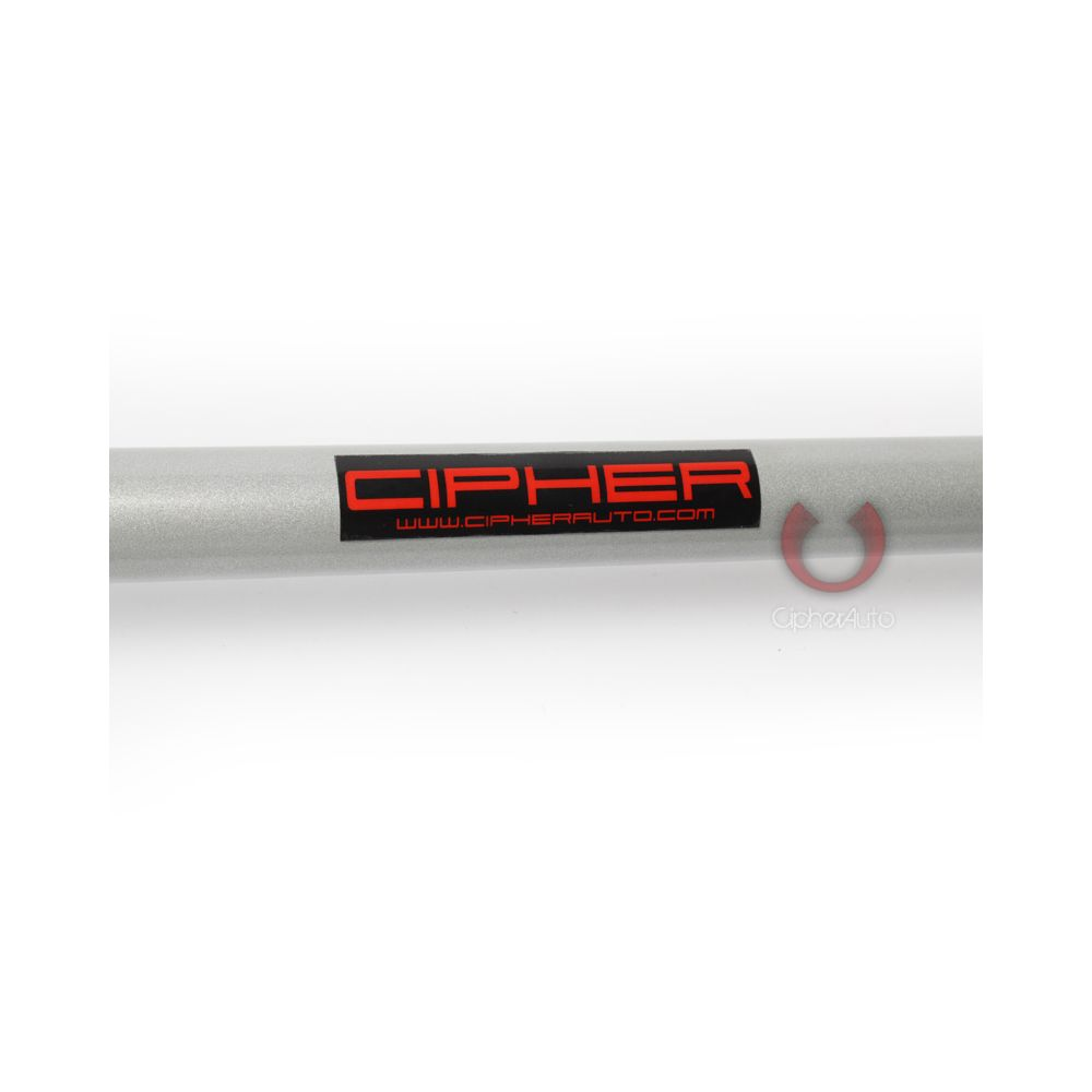Cipher Auto ® - Silver 48 Inch Universal Racing Harness Bar (CPA5000HB-SV)