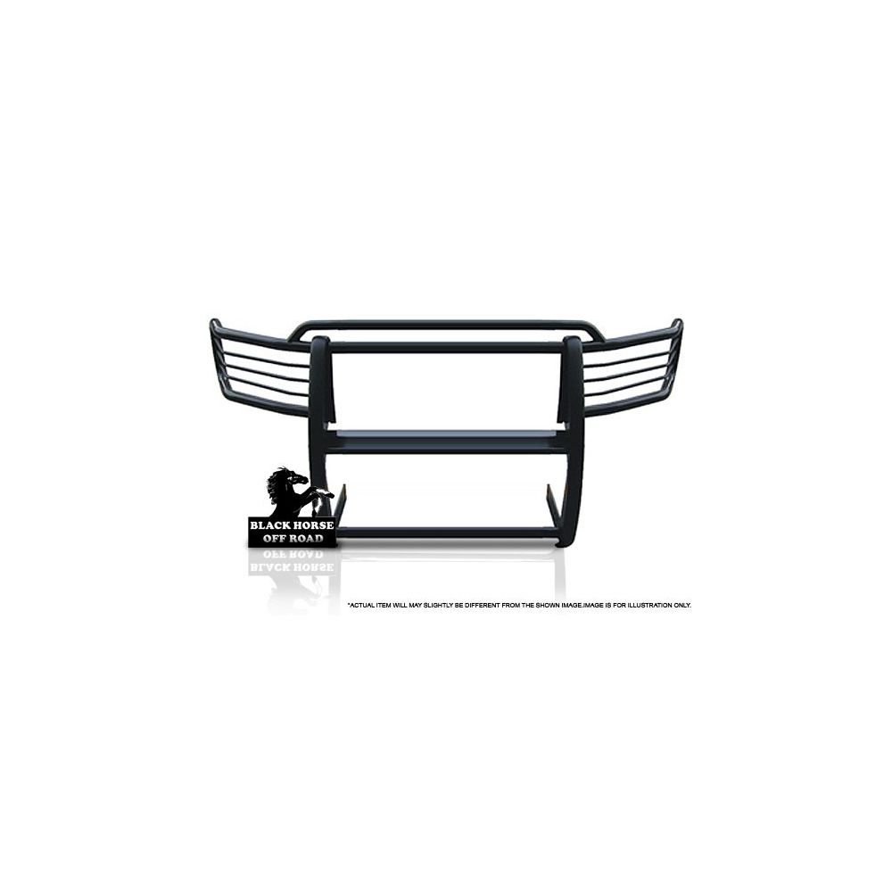 Black Horse Off Road ® - Grille Guard (17TN23MA)