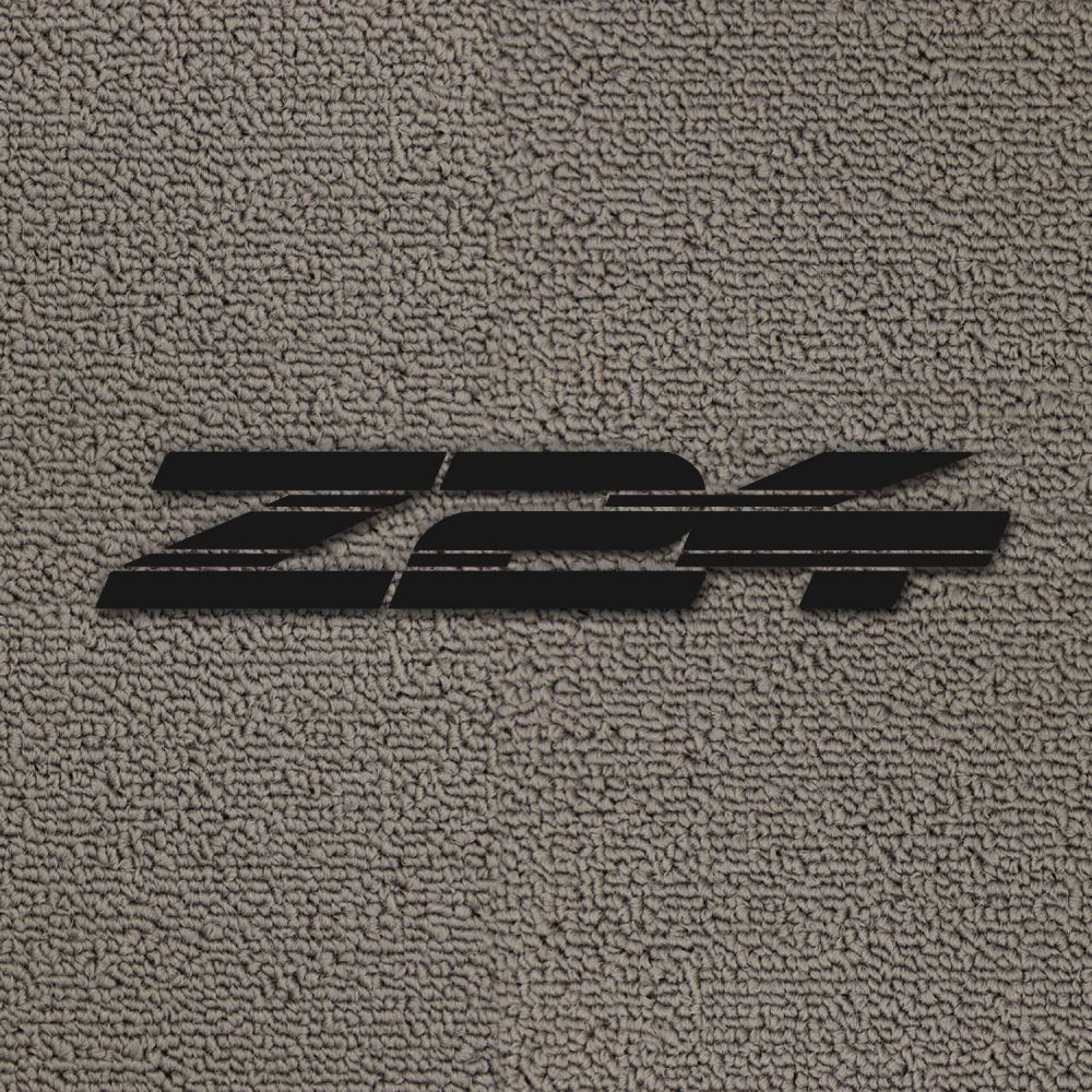 Lloyd Mats ® - Classic Loop Pick Front Floor Mats For Chevrolet Cavalier 1982-05 With Z24 Embroidery