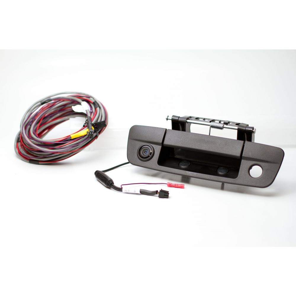 Mito Auto ® - Custom OE Fit Tailgate Handle Backup Camera (20-RAMCAMKIT)