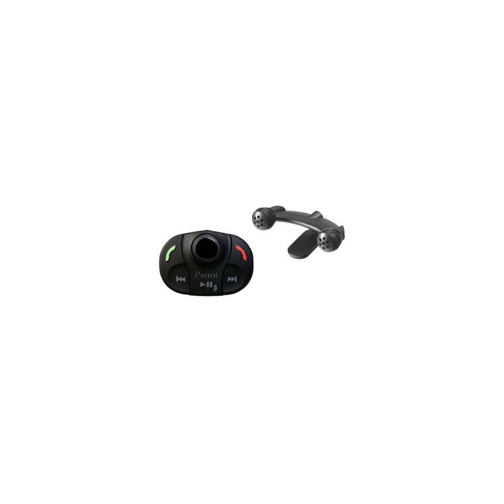 Mito Auto ® - Parrot Bluetooth Hands Free Car Kit With Wireless Remote And Color 2.4 Inch TFT Display (55-MKi9200)