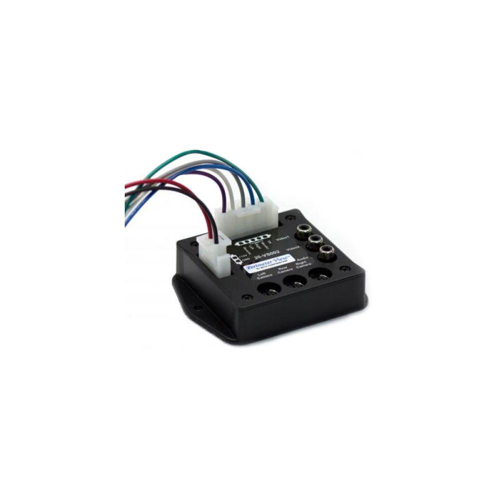 Mito Auto ® - Perimeter View Video Switching Box (20-VS002)