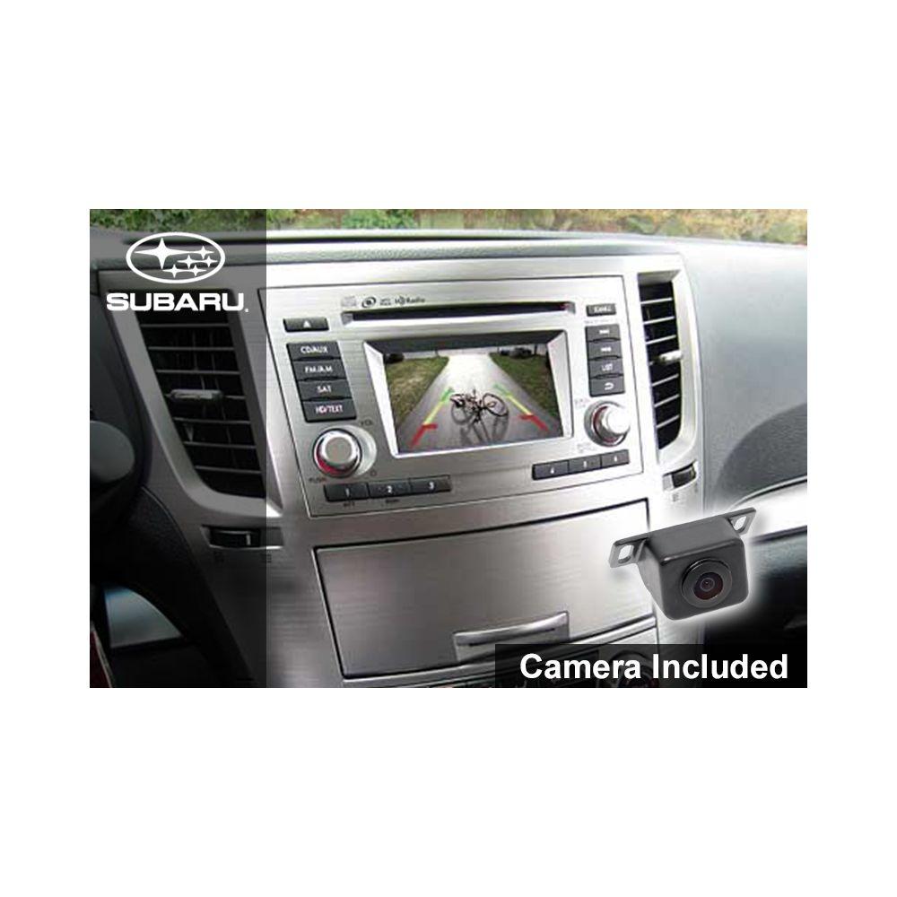Mito Auto ® - Rear Factory Screen Integration Camera Kit (20-SUBARUCAMKIT)