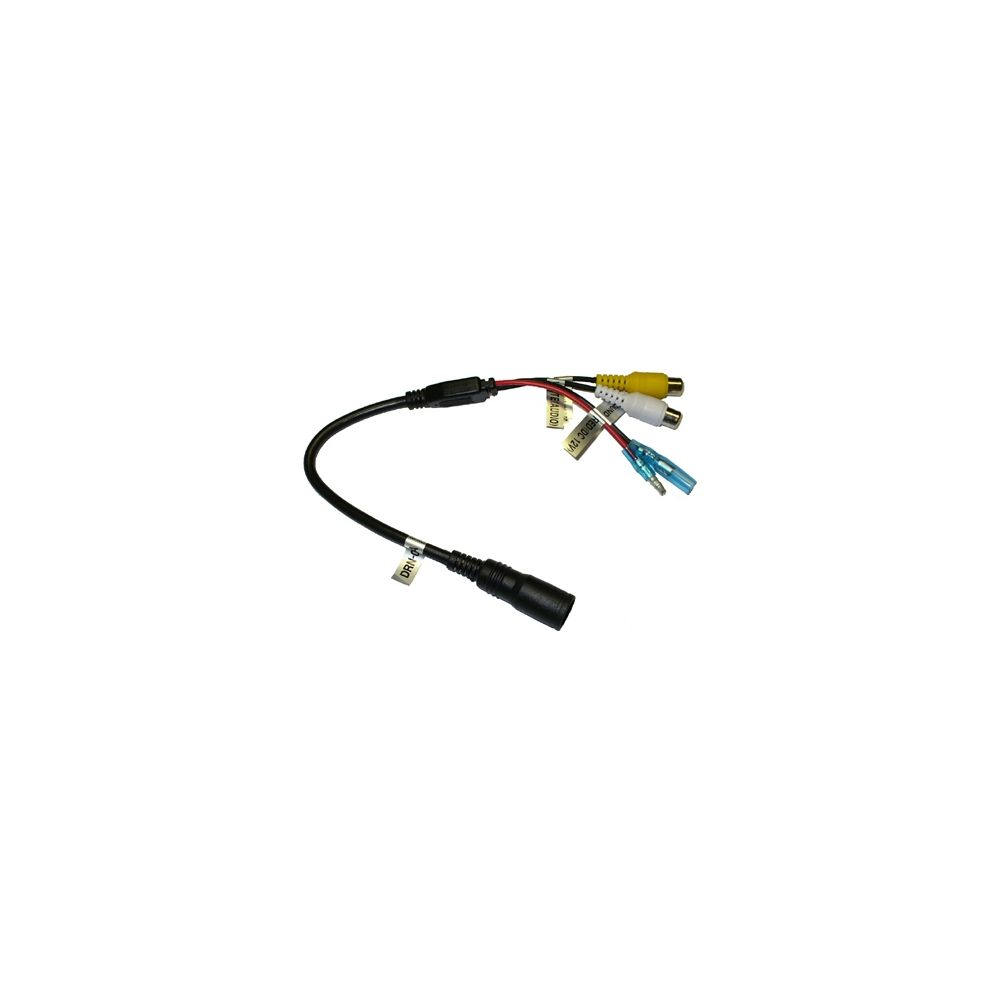 Mito Auto ® - Adapter For Perimeter View And CAMOS Camera To Universal RCA (20-DRN017A)