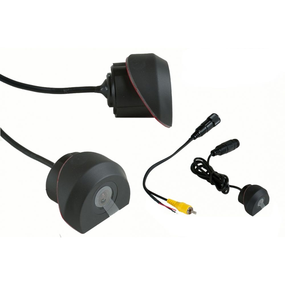 Mito Auto ® - Universal Tailgate Camera With Flying Leads (20-TY1020)