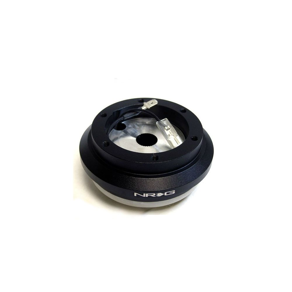NRG ® - Black Short Hub Adapter (SRK-140H)