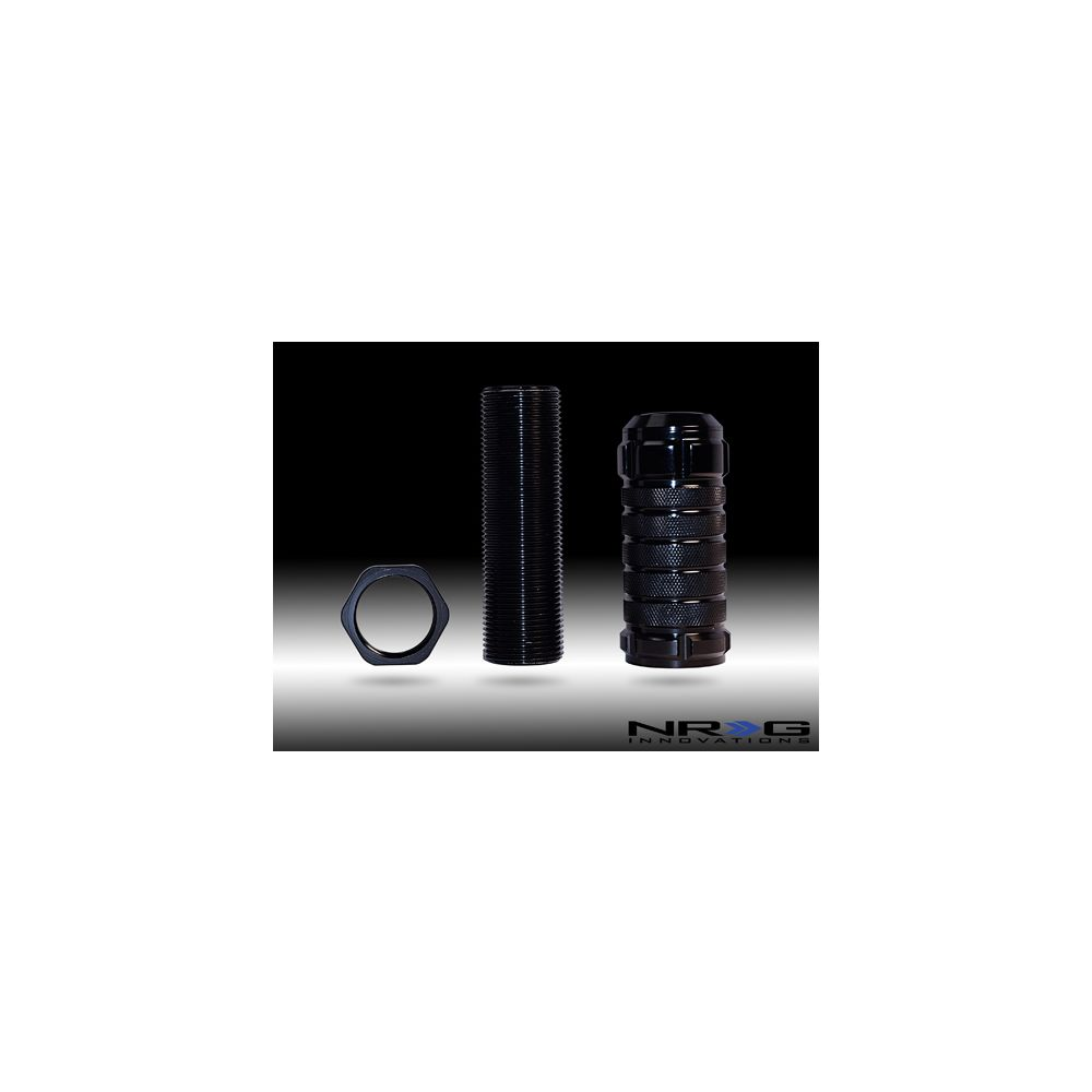 NRG ® - Black Stealth Adjustable Shift Knob (SK-500BK-2)