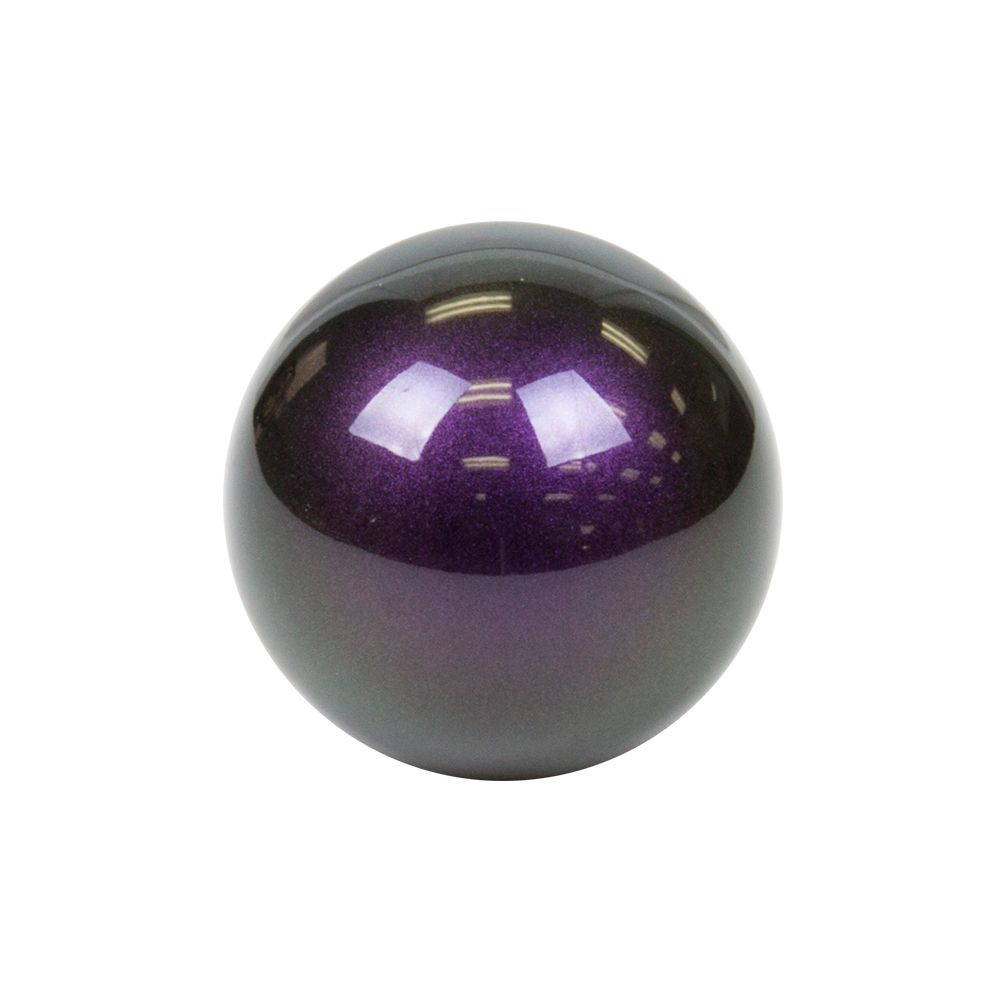 NRG ® - Green Purple Ball Style Universal Shift Knob (SK-300GP)