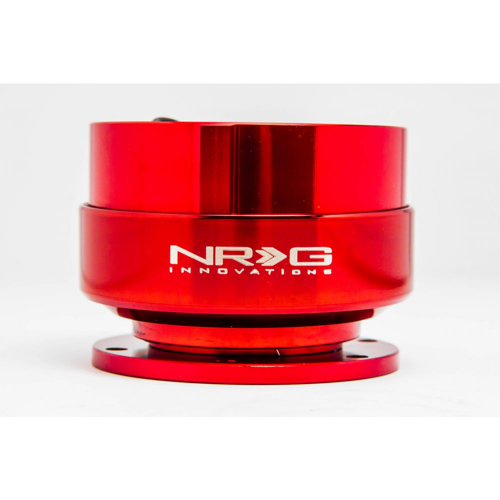 NRG ® - Quick Release Red Body with Red Ring (SRK-200RD)