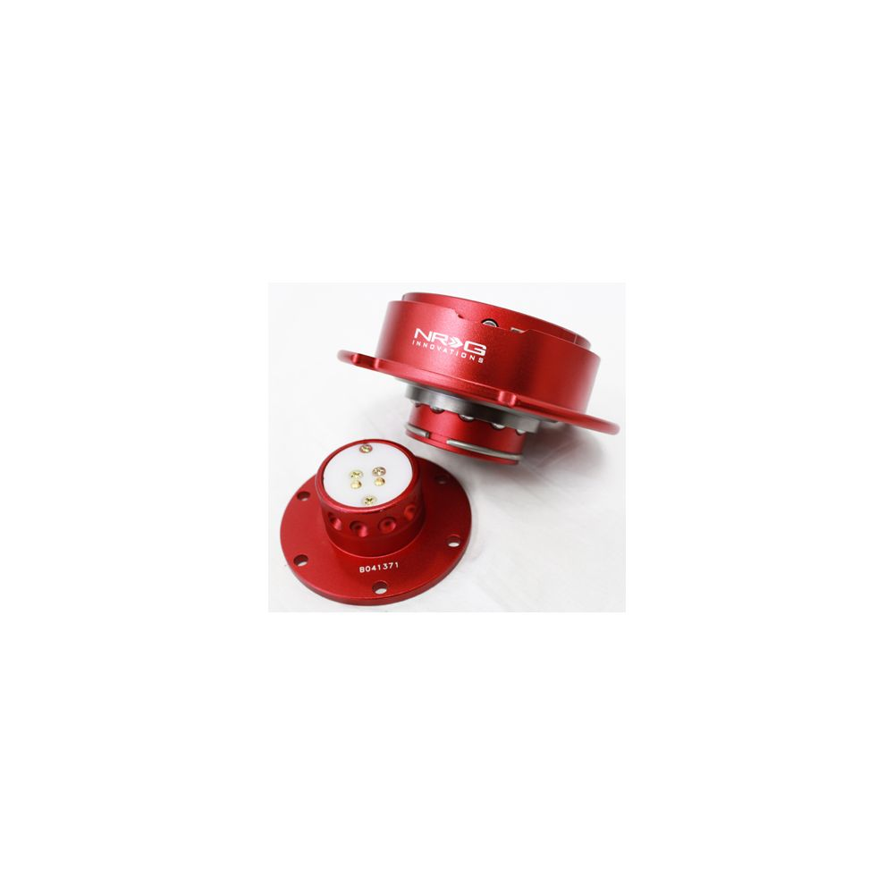 NRG ® - Quick Release Red Body with Red Ring (SRK-250RD)