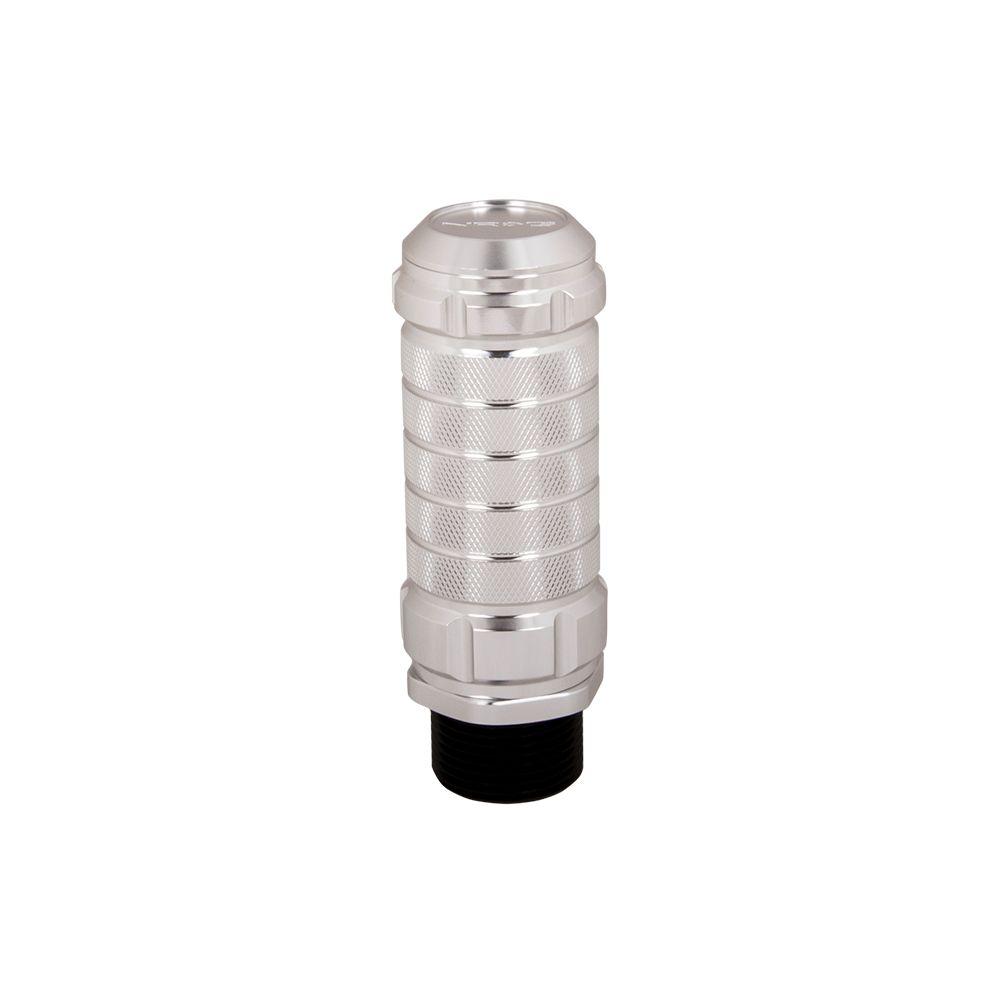 NRG ® - Silver Stealth Adjustable Shift Knob (SK-500SL-1)
