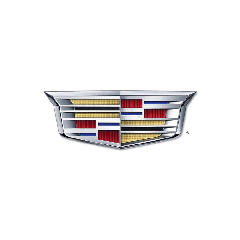 Seat Armour ® - Black Towel Seat Cover with New Cadillac Logo (SA100NCADB)