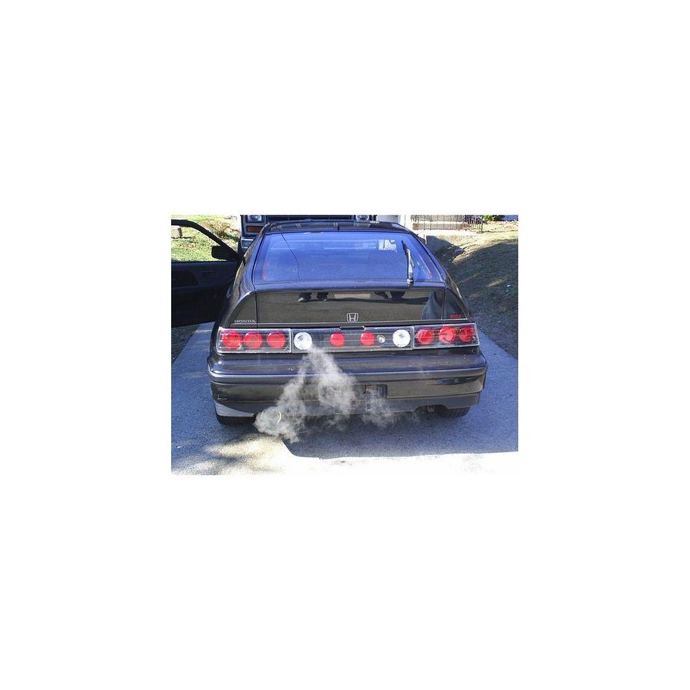 Spyder Auto ® - Black Euro Style Tail Lights (5005120)