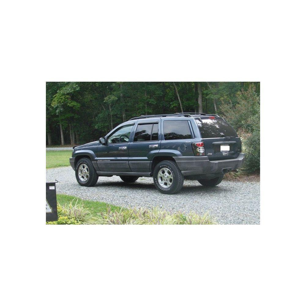 Spyder Auto ® - Black Euro Style Tail Lights (5005502)