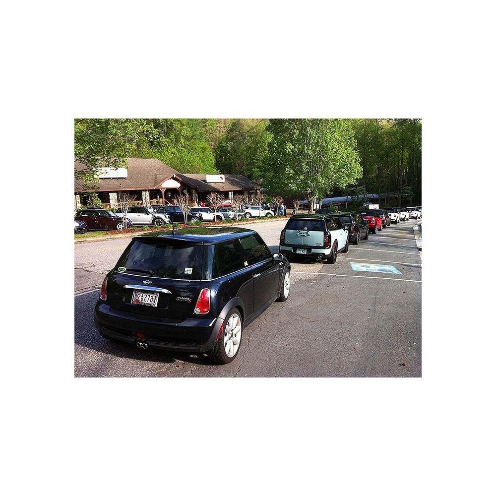 Spyder Auto ® - Black Euro Style Tail Lights (5006240)