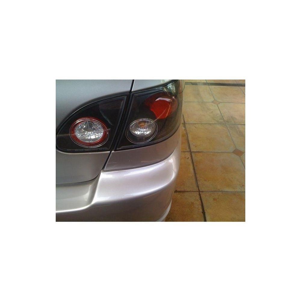 Spyder Auto ® - Black Euro Style Tail Lights (5007339)
