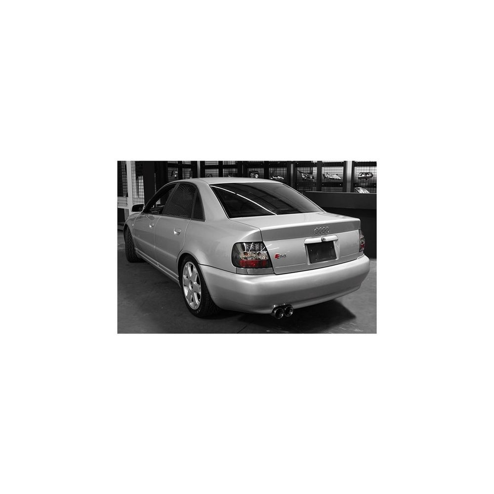 Spyder Auto ® - Black LED Tail Lights (5000095)