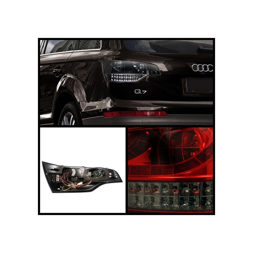 Spyder Auto ® - Black LED Tail Lights (5000279)