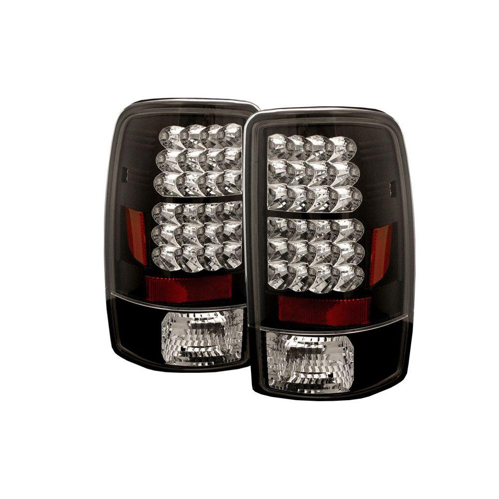 Spyder Auto ® - Black LED Tail Lights (5001528)
