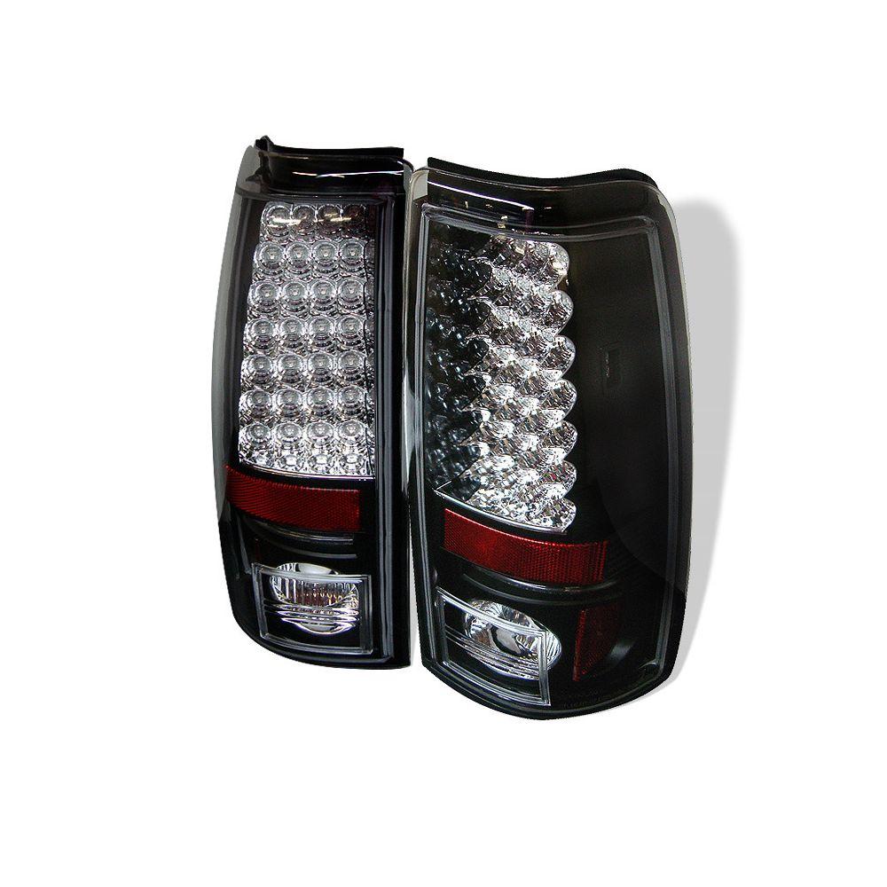 Spyder Auto ® - Black LED Tail Lights (5002044)