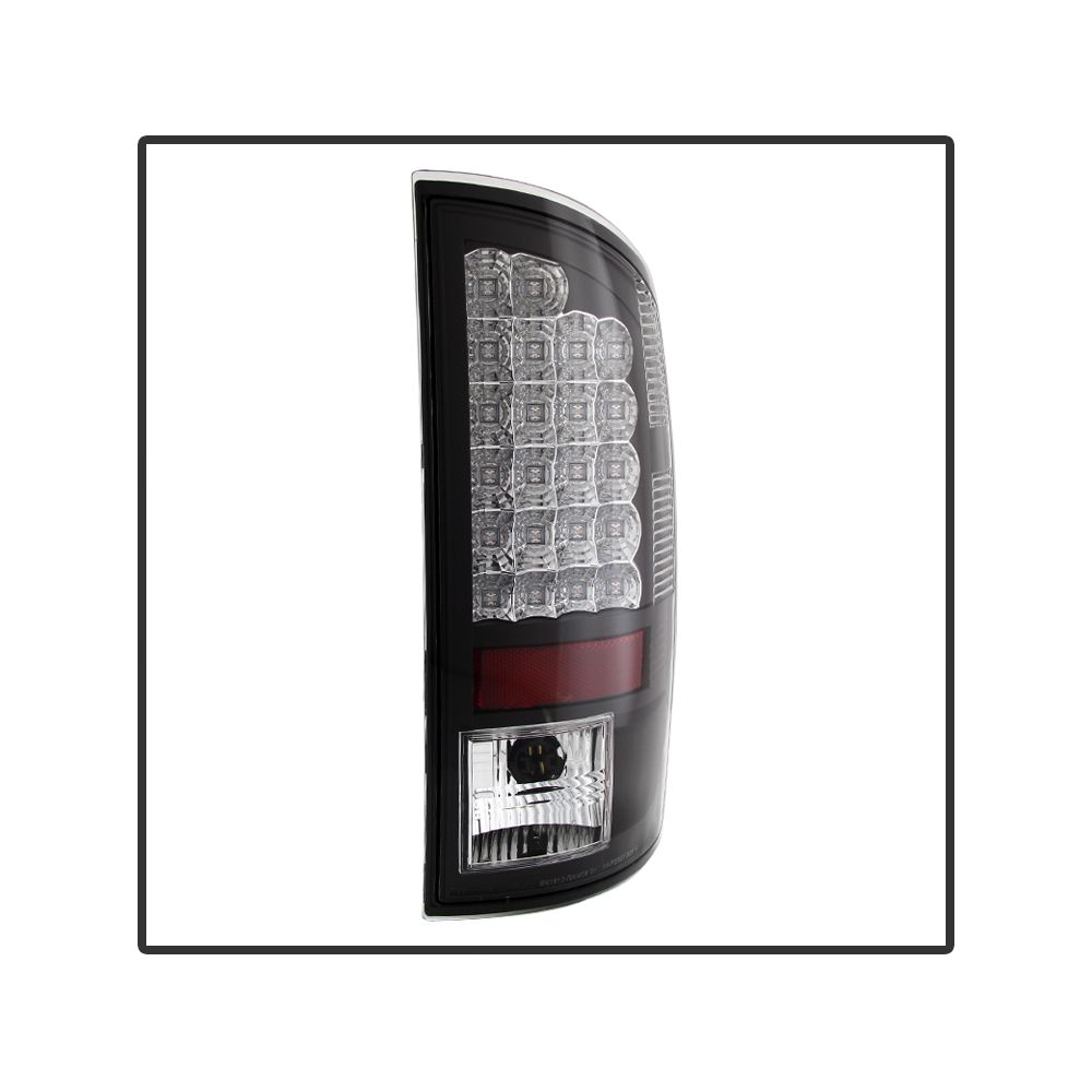 Spyder Auto ® - Black LED Tail Lights (5002617)