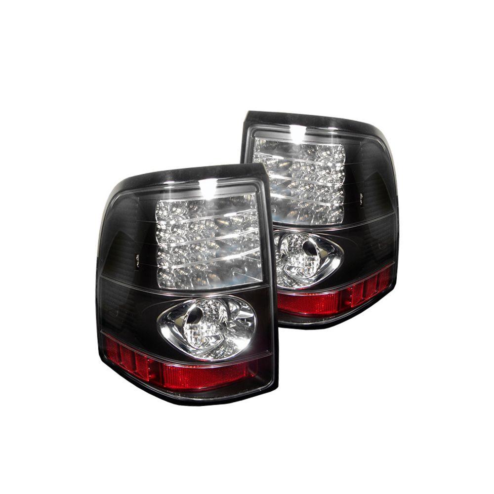 Spyder Auto ® - Black LED Tail Lights (5002952)