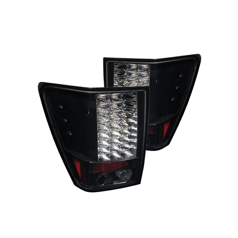 Spyder Auto ® - Black LED Tail Lights (5005526)