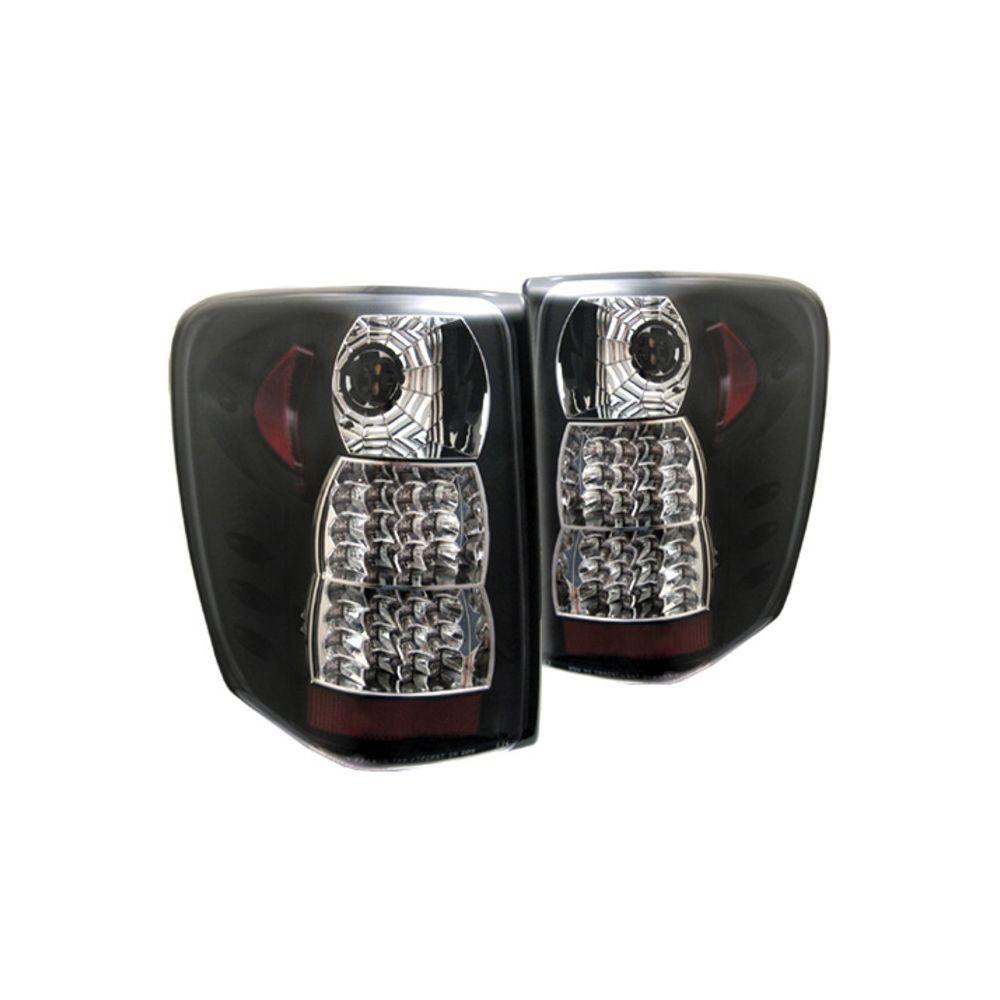 Spyder Auto ® - Black LED Tail Lights (5005656)