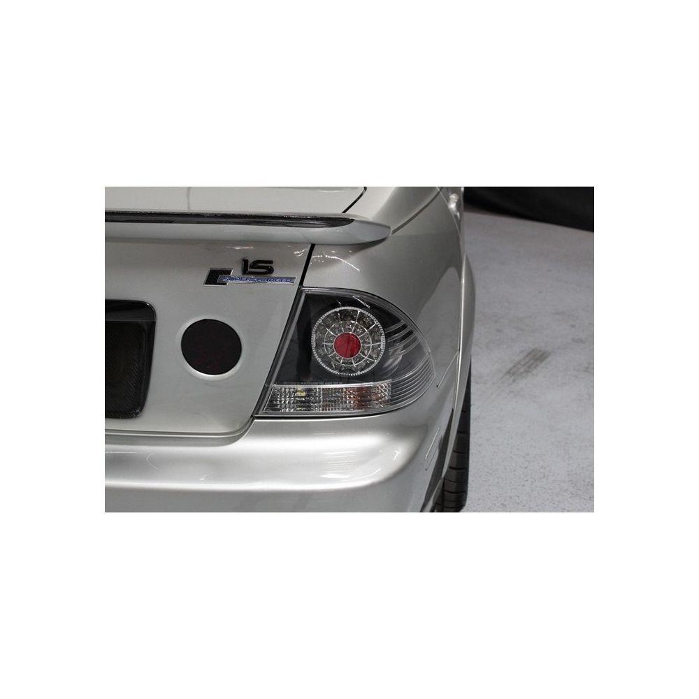 Spyder Auto ® - Black LED Tail Lights (5005809)