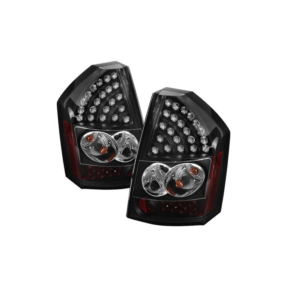 Spyder Auto ® - Black LED Tail Lights (5034373)