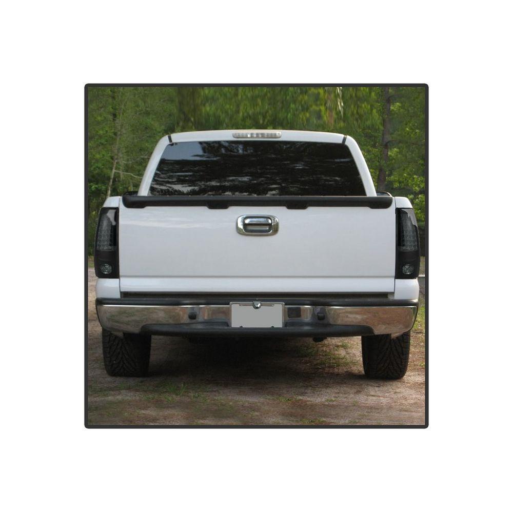 Spyder Auto ® - Black Smoke LED Tail Lights (5078063)