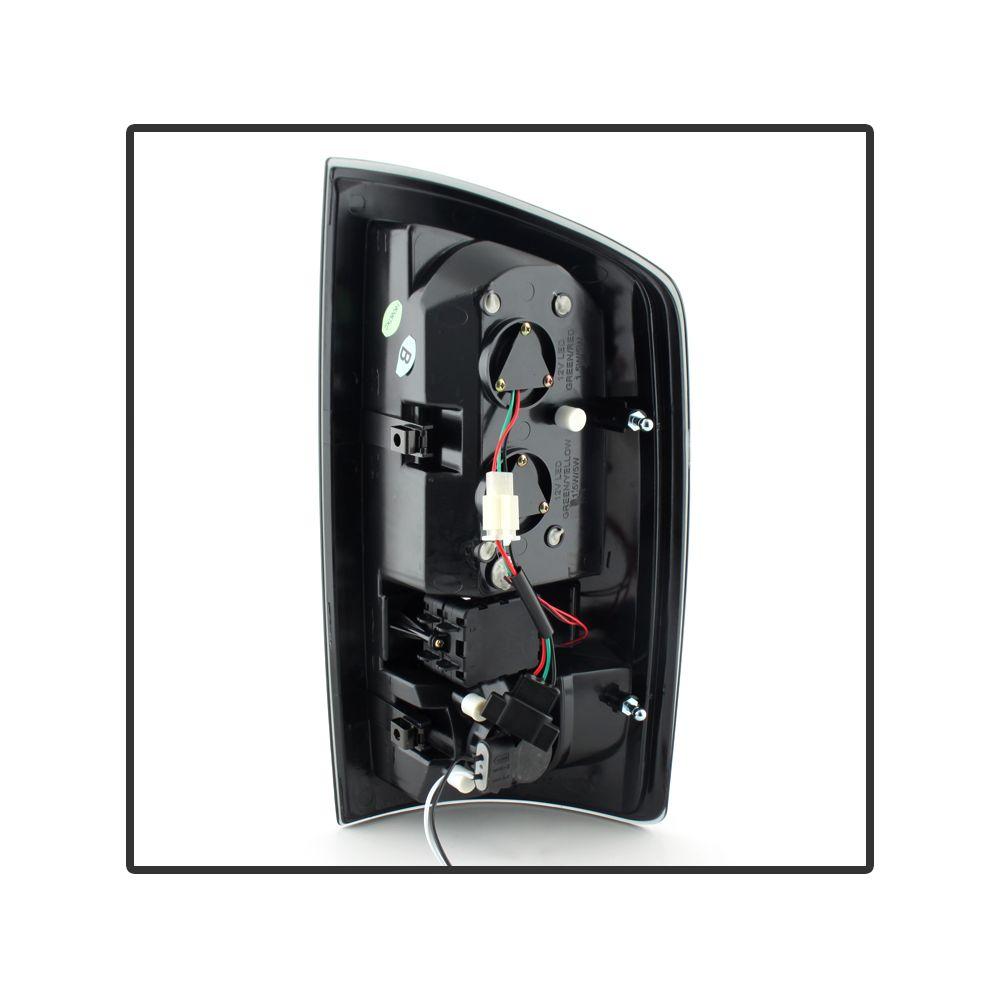 Spyder Auto ® - Black Smoke LED Tail Lights (5078117)